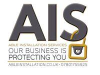 CCTV Installer, intruder Alarm, Locksmith, Satellites & Aerial Installation