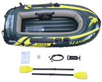 Seahawk 2 inflatable boat - Brand new in Box