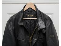 Men's Barbour 'Falstone' Wax Jacket (Large)