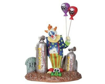 LEMAX - Balloon Clown / Halloween Spookytown Spooky Town