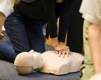 First Aid, CPR, BLS Courses