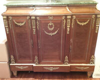 Antique Dining Console