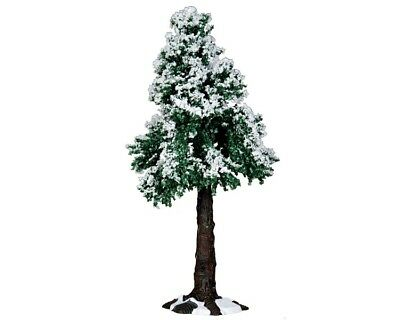 NEW LEMAX VILLAGE COLLECTION WINTER REDWOOD TREE #34652
