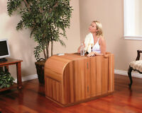 Portable Half Infrared Sauna