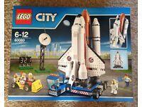 Lego City Spaceport New