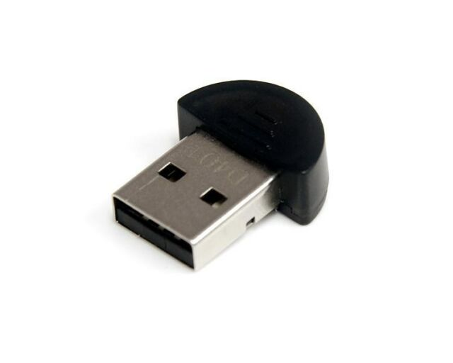 StarTech.com Mini USB Bluetooth 2.1 Adaptor Class 2 EDR Wireless Network Adaptor
