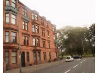 Traditional One Bedroom Tenement Flat in Linthouse Area of Glasgow