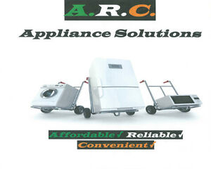 ARC Appliance Solutions -  OPEN 9AM LARGEST SELECTION ON KIJIJI