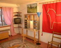 Plateau - Furnished All included / Meublé Tout Compris