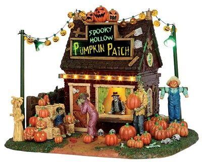 w Pumpkin Patch / Halloween Spookytown Spooky Town (Halloween Pumpkin Patch)