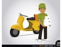 Looking for a part time delivery driver for Chinese takeaway