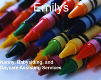 Nanny! Pictou! Available FULL-TIME!