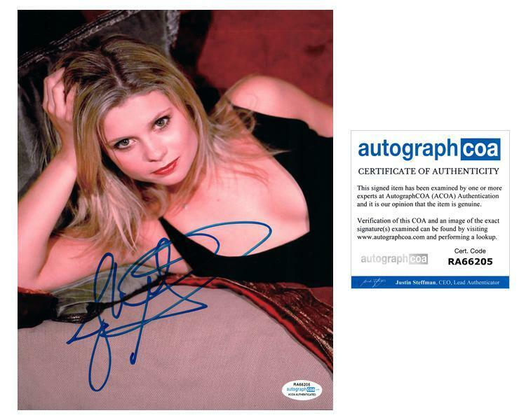 Joanna Garcia Autographed Signed 8x10 Photo Hot Sexy ACOA