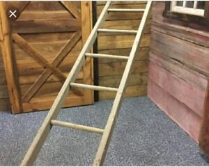 Looking for an old ladder!