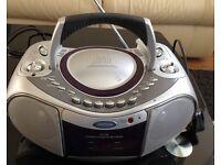 GOODMANS CD/ RADIO/CASSETTE RECORDER