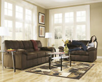 2pcs Ashley Sofa Set Lowest Prices Guaranteed