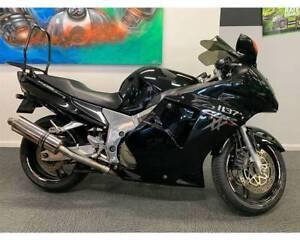 1999 Honda CBR1100XX Super Blackbird Campbelltown Campbelltown Area Preview