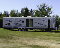 2007 Jay Flight Bungalow Park Trailer * 40BHS