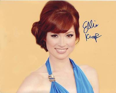 Ellie Kemper Signed Autographed 8X10 The Office Erin Hannon Photograph