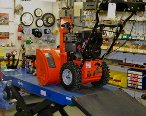SNOWBLOWER AND SMALL ENGINES