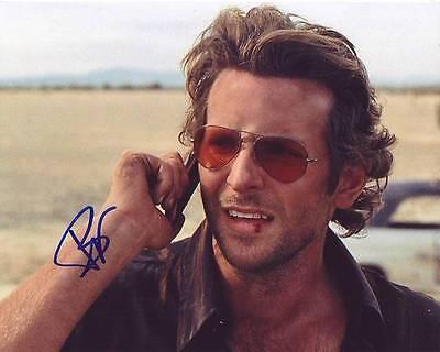 Bradley Cooper Signed The Hangover Photo W  Hologram Coa