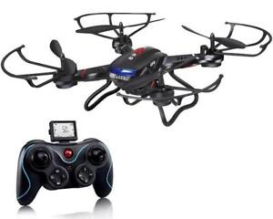 HOLY STONE CHASER RC DRONES WITH HD CAMERA, 4CH 2.4GHZ