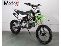 MotoX1 YX -160 160cc stomp YX pitbike dirtbike Kx style
