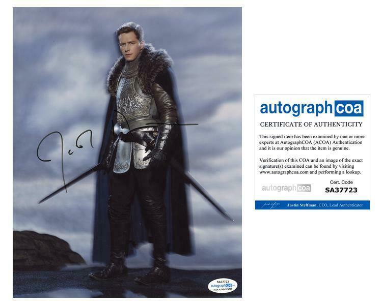 """Josh Dallas """"Once Upon a Time"""" AUTOGRAPH Signed 'Prince Charming' 8x10 Photo E"""