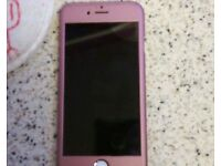 SWAPS I HAVE A iPhone 6s rose gold 16gb unlocked