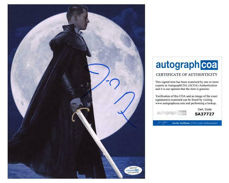 """Josh Dallas """"Once Upon a Time"""" AUTOGRAPH Signed 'Prince Charming' 8x10 Photo"""