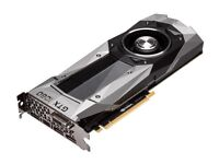 Nvidia GTX 1080 founders edition. Brand new, sealed and under guarentee