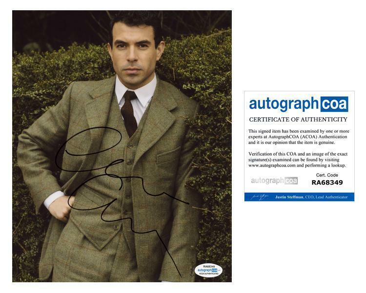 "Tom Cullen ""Downton Abbey"" AUTOGRAPH Signed 8x10 Photo B ACOA"