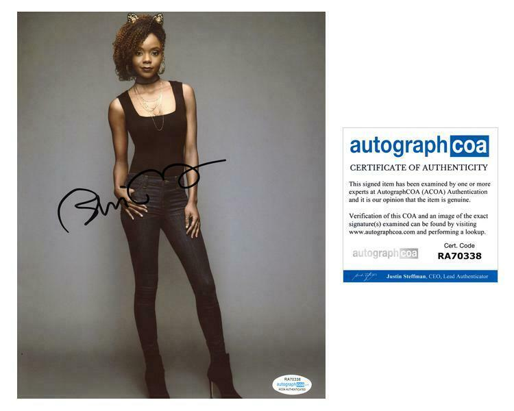 "Ashleigh Murray ""Riverdale"" AUTOGRAPH Signed 8x10 Photo B ACOA"