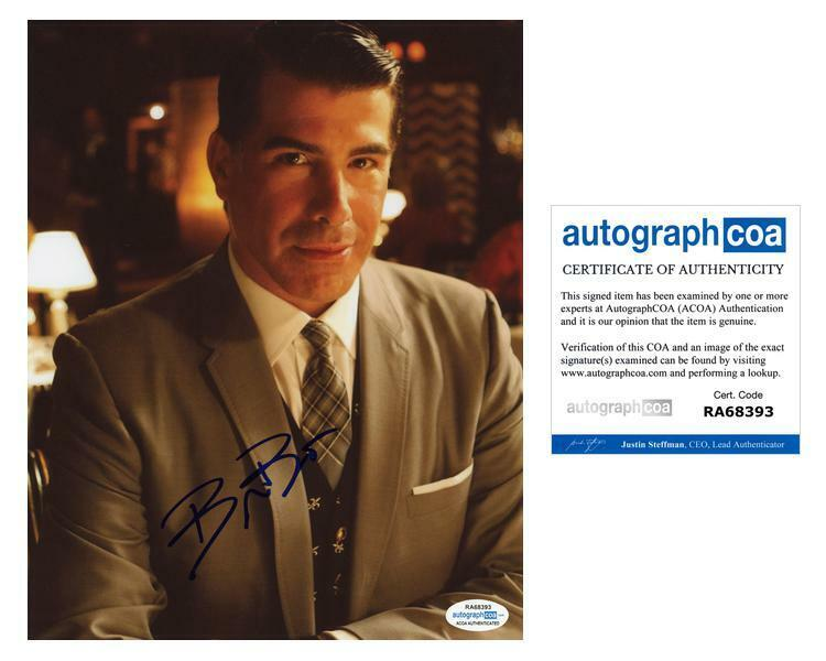 "Bryan Batt ""Mad Men"" AUTOGRAPH Signed 8x10 Photo B ACOA"