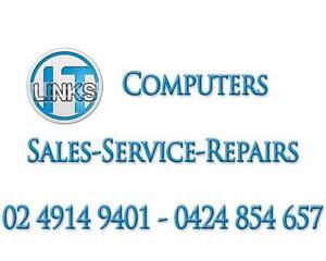 Computer Repairs, Sales, Parts and NEW & USED Laptops Maitland Maitland Area Preview