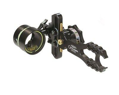 New HHA Sports Optimizer Tetra Single Pin Right Hand Adjustable Sight OTR-5519
