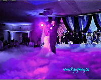 Transform your wedding with Lighting & Special efx