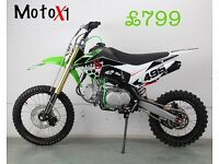 MotoX1 YX-160 160cc Pitbike dirtbike Limited Edition