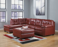 ASHLEY ALLISTON SECTIONAL FOR $1199 ONLY