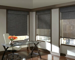 "HunterDouglas ""Screen Shade"" ""Store"""