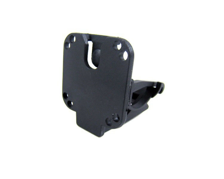 Vehicle Vent Mount for GPS / Radio Devices with 4 Hole AMPS Pattern w/ Screws!
