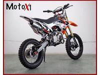 MotoX1 YX 160 160cc dirt bike pitbike stomp engine