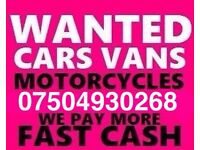 🇬🇧 07504930268 SELL MY CAR VAN MOTORCYCLE FOR CASH BUY YOUR SCRAP ESSEX KENT LONDON X