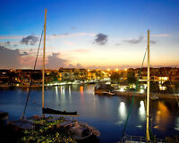 2- Bedroom Ground Floor Villa(Puerto Aventuras)-Right on Marina
