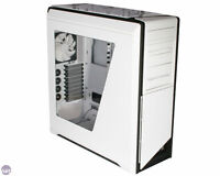 NZXT SWITCH 810 White Steel / Plastic ATX HYBRID Full Tower