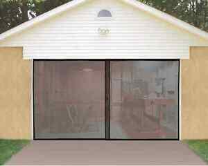 Get your garage screen door for the upcoming summer