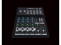 Mackie Mix8 mixer mixing desk *NEW IN BOX