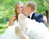 Burlington Wedding Photographer - Prices Starting at $450
