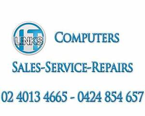 Broken Laptop Screen Replacement, Virus removal, Slow Computers Maitland Maitland Area Preview