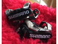 Shimano SPD clip less pedals